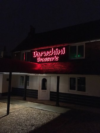 Binfield, UK: Daruchini Brasserie