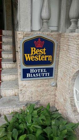 BEST WESTERN Hotel Biasutti: Hier sind sie richtig !