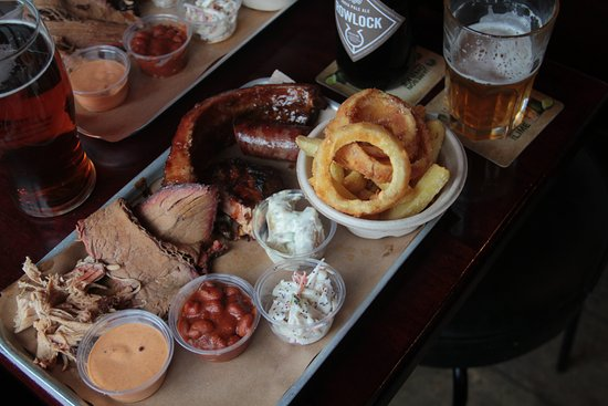 Bison Bar and BBQ: Best BBQ in Dubliin