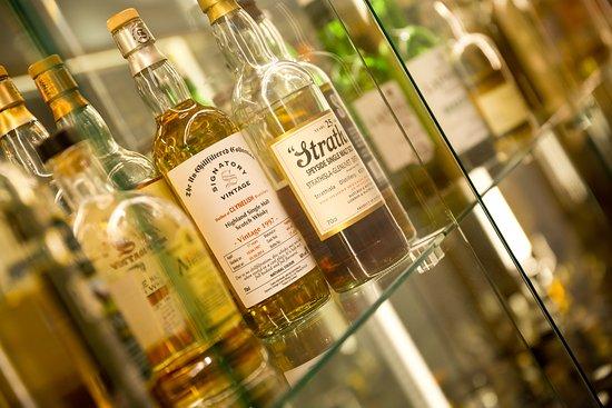 Schoenbuch Hotel: Whisky