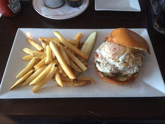 Chester Springs, Pensilvania: Liberty Union Burger