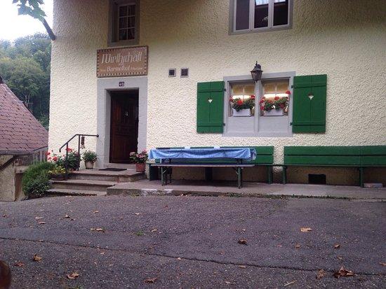 Erlinsbach, Zwitserland: Liebevoll erhalten, wie früehner...