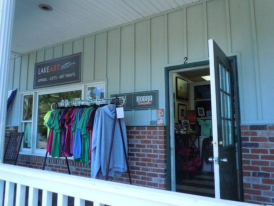 Labor Day Sale at Lake Art at the Stone Brook Plaza in Greentown, PA at Lake Wallenpaupack