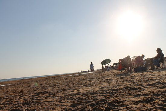 Helios Camping: Spiaggia