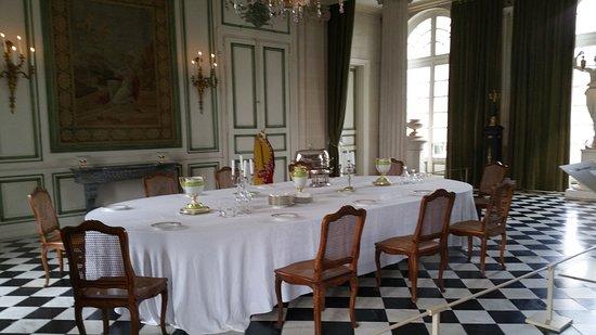 La Salle A Manger Picture Of Chateau De Valencay Valencay