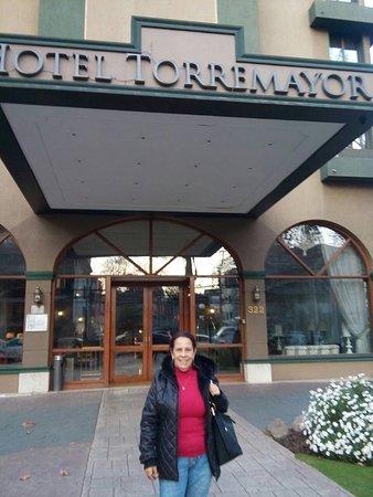 Hotel Torremayor Lyon: foto da entrada principal