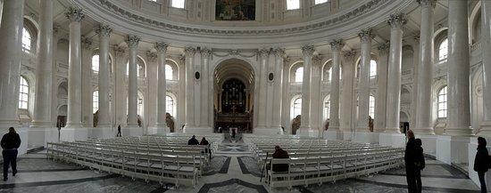 Dom Sankt Blasien Innenansicht