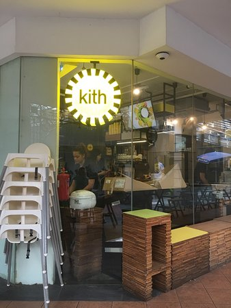 Kith Cafe Review
