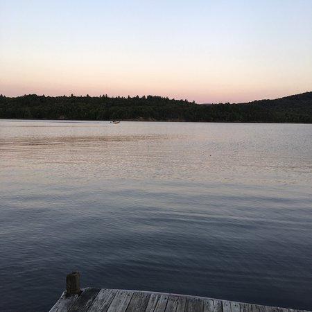 Indian Lake, Нью-Йорк: Beautiful lake in the Adirondacks