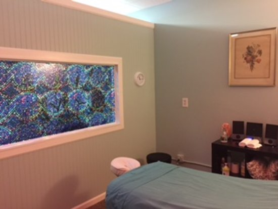 Jacksonville, Carolina del Norte: Massage Room