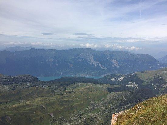 Grindelwald, Svizzera: Faulhorn, Brienzer See