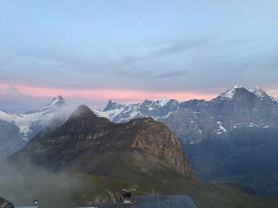 Grindelwald, Svizzera: Faulhorn