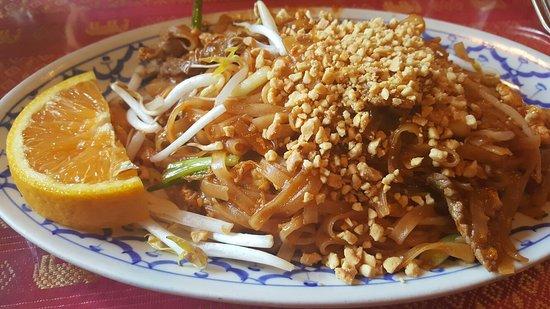 Cha Da Thai: Labor Day Lunch