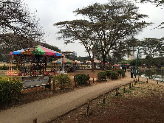 Picture Of Uhuru Gardens Memorial