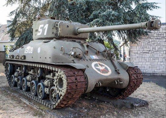 写真ソミュール戦車博物館枚