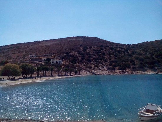 Panormos Beach ภาพถ่าย