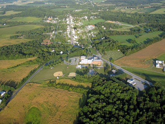 New Market, MD: farmlands in Frederick