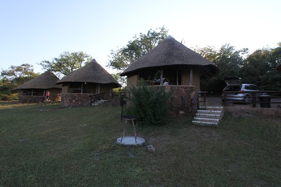 Olifants Rest Camp: Bungalows/Hütten