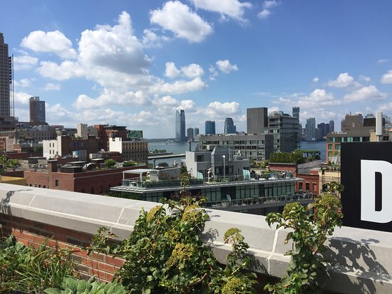 View From Good Story Rooftop Picture Of Arlo Soho New