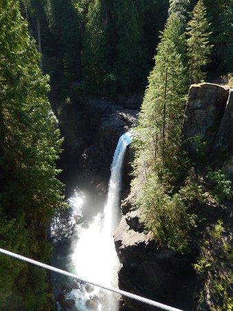 Campbell River, Canada: Elk Falls