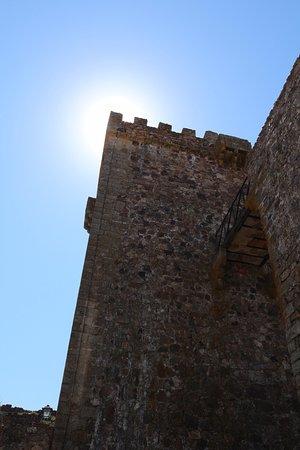 Alburquerque, Spanyol: torre del homenaje