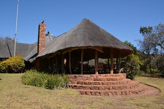 Louis Trichardt, Sudáfrica: Das schöne Anwesen von Sigurwana.
