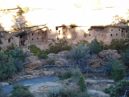 Spruce Tree House @ Mesa Verde (July 13th, 2016)