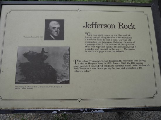 ‪Jefferson Rock‬