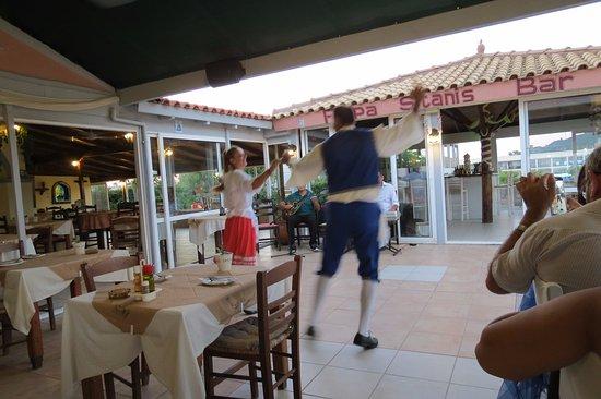 Stani Taverna The Greek Dancer At Wedding