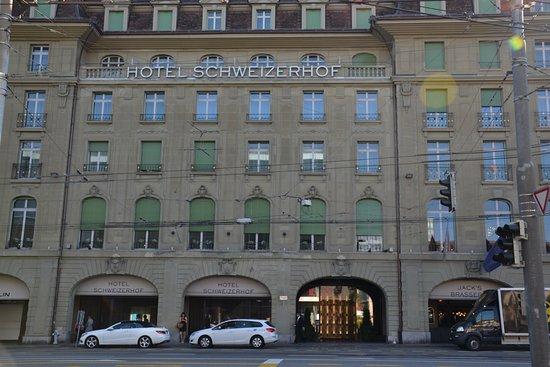 Hotel Schweizerhof ภาพถ่าย