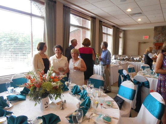 Atkinson, NH: Wedding reception