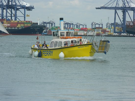 Harwich Harbour Foot Ferry