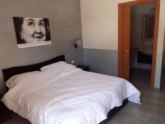 Sogliano Cavour, Italië: Comfy beds