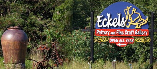 Eckels Pottery & Fine Craft Gallery