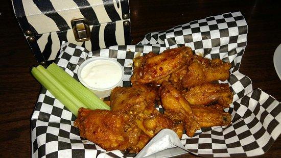 Tullahoma, TN: Extra crispy wings