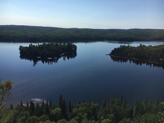 Pog Lake Campground: Weekend at Pog lake