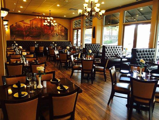 Bella italia ristorante winter garden restaurant - Best restaurants in winter garden ...