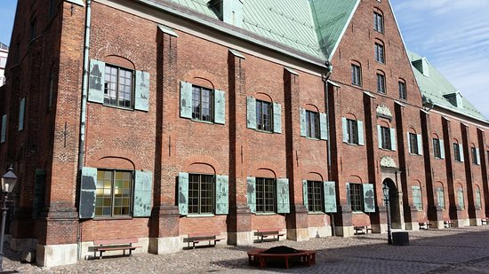 Kronhusbodarna: Kronhuset
