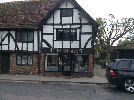 Edenbridge, UK: The Minstrel