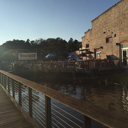 Big Tuna Raw Bar: Big tuna waterfront dining and surrounding activities!