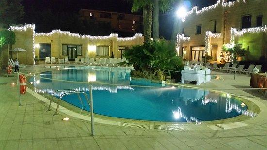 Grand Hotel Mose : che bella vista