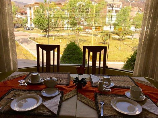 Hotel Torre Dorada: Dining area