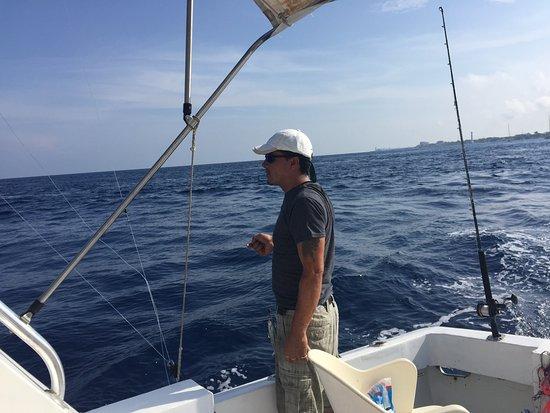 Open seas picture of cozumel charters cozumel tripadvisor for Cozumel fishing charters