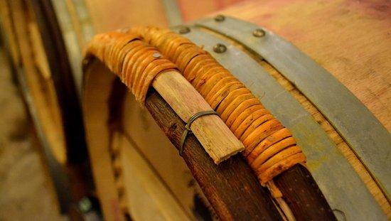 Vineland, Canada: Bindings on French Oak