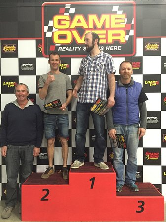 Carting at Game Over Queenstown