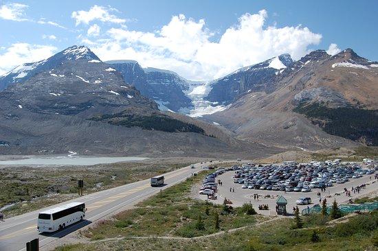 Athabasca Glacier Tours Alberta