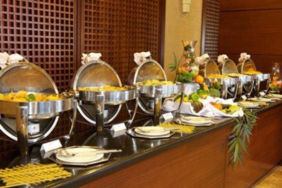 Colon Province, Panama: Almuerzo Buffet