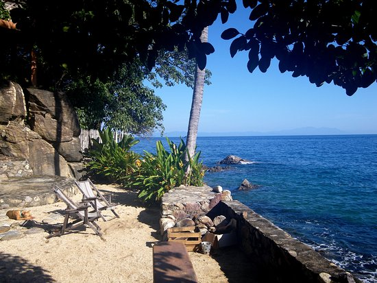 El Jardin Yelapa: The garden