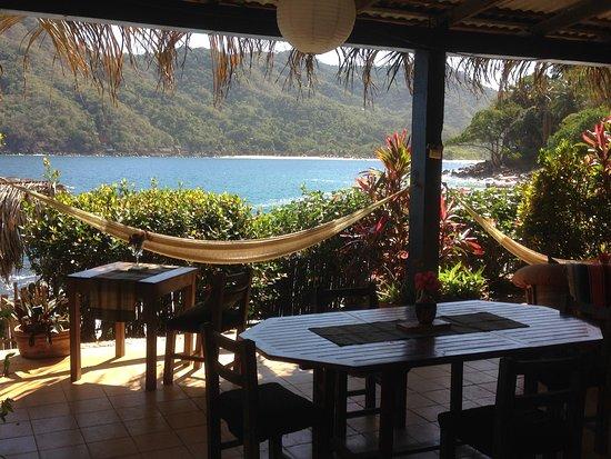 El Jardin Yelapa: Kitchen