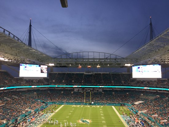 Nfl Preseason Tennessee Titans At Miami Dolphins At Hard